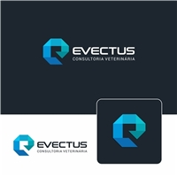 Evectus, Logo e Identidade, Consultoria de Negócios