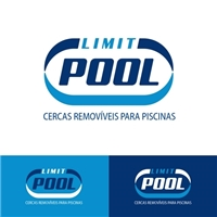 LIMIT POOL, Logo e Identidade, Paisagismo & Piscina