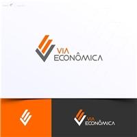 Via Econômica, Logo e Identidade, Contabilidade & Finanças