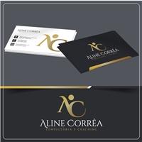 Aline Corrêa, Logo e Identidade, Consultoria de Negócios