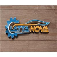 Latta Nova, Logo e Identidade, Automotivo