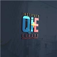 QI + E, Logo e Identidade, Educação & Cursos