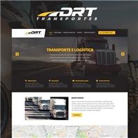 DRT TRANSPORTES E LOGÍSTICA EIRELI / SERVIÇO TRANSPORTE ROD. DE CARGAS, Web e Digital, Logística, Entrega & Armazenamento