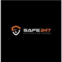 SAFE247, Logo e Identidade, Segurança & Vigilância
