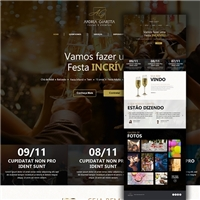 Andrea Giaretta Festas e Eventos, Web e Digital, Planejamento de Eventos