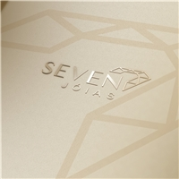 Seven Joias, Logo e Identidade, Roupas, Jóias & acessórios