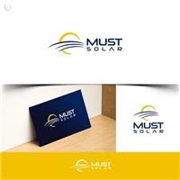 MUST Solar, Logo e Identidade, Ambiental & Natureza