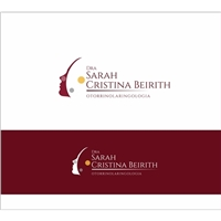 Dra Sarah Cristina Beirith, Logo e Identidade, Saúde & Nutrição