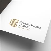 Pinheiro Sampaio & Garcez - Advocacia, Logo e Identidade, Advocacia e Direito