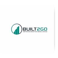 Built2Go, Logo e Identidade, Construção & Engenharia
