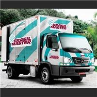 Brasil Master Transporte e Logística Ltda, Peças Gráficas e Publicidade, Logística, Entrega & Armazenamento
