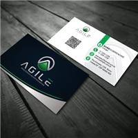 Agile - Processos agropecuários, Logo e Identidade, Consultoria de Negócios