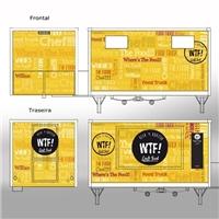 WTF, Peças Gráficas e Publicidade, Alimentos & Bebidas