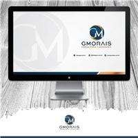 GMORAIS Consultoria e Assessoria, Logo e Identidade, Consultoria de Negócios