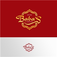 Baba's (By Turkish to Go), Logo e Identidade, Alimentos & Bebidas