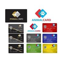 Animal Card, Logo e Identidade, Contabilidade & Finanças