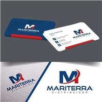 Mariterra Distribuidor, Logo e Identidade, Alimentos & Bebidas