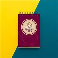 Brownie da Bel, Logo e Identidade, Alimentos & Bebidas