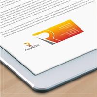 Revizia, Logo e Identidade, Consultoria de Negócios
