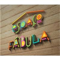 Espaço Fábula, Logo e Identidade, Crianças & Infantil