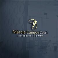 MÁRCIA CAMPOS COACH - Metodologia do Tatame , Logo e Identidade, Educação & Cursos