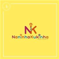 Naninha Kukinha, Logo e Identidade, Crianças & Infantil