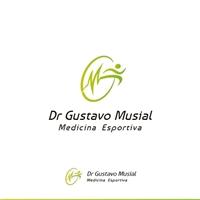Dr Gustavo Musial, Logo e Identidade, Saúde & Nutrição