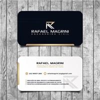 RAFAEL MAGRINI, Logo e Identidade, Construção & Engenharia