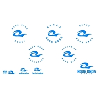 Bones nova onda, Logo e Identidade, Marketing & Comunicação
