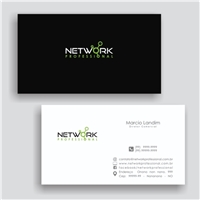 Network Professional, Logo e Identidade, Marketing & Comunicação