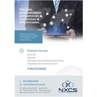 NXCS - NX Cloud Solutions Sistemas e Consultoria, Peças Gráficas e Publicidade, Computador & Internet