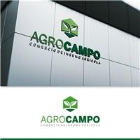 AGROCAMPO, Logo e Identidade, Ambiental & Natureza