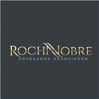 Rocha Nobre Advogados Associados, Logo e Identidade, Advocacia e Direito