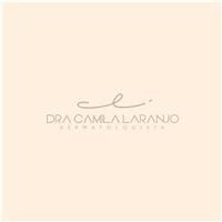 Dra Camila Laranjo - Dermatologista , Logo e Identidade, Saúde & Nutrição