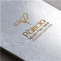 Dra Patrícia Ribeiro Pinto Furieri, Logo e Identidade, Saúde & Nutrição