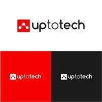 Up to Tech, Logo e Identidade, Marketing & Comunicação