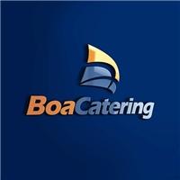 Boa Catering, Logo e Identidade, Alimentos & Bebidas