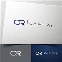 OR Capital, Logo e Identidade, Consultoria de Negócios