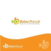 Botou pra Lá! - Observatório do Marketing Sergipano, Logo e Identidade, Marketing & Comunicação