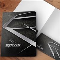 Eptus, Logo e Identidade, Tecnologia & Ciencias