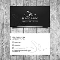 Sérgio Brito, Logo e Identidade, Saúde & Nutrição