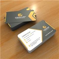 CEMARP, Logo e Identidade, Construção & Engenharia