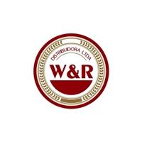 W&R Distribuidora LTDA, Logo e Identidade, Alimentos & Bebidas