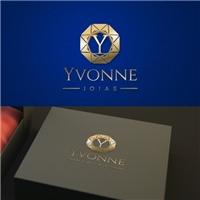 Yvonne joias , Logo e Identidade, Roupas, Jóias & acessórios