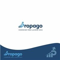 Propago, Logo e Identidade, Tecnologia & Ciencias
