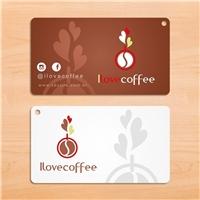 I love coffee, Logo e Identidade, Alimentos & Bebidas
