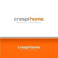 Crespi Home, Logo e Identidade, Construção & Engenharia