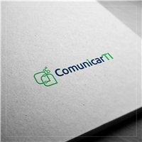 ComunicarTI, Logo e Identidade, Tecnologia & Ciencias