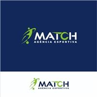 Match Agência Esportiva, Logo e Identidade, Marketing & Comunicação