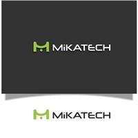 MIKATECH, Logo e Identidade, Computador & Internet
